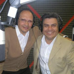 Con el Arq. y Mtro. Cuitláhuac Aréchiga Adame