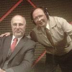 Con el Dr. en Arq. Manuel Aguirre Osete