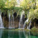 bei den Plitvicerseen Kroatien