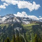 Richtung Klausenpass Uri Schweiz