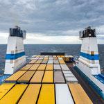 an Bord Ostseee