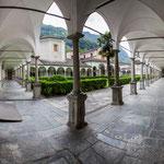 Stiftskirche San Lorenzo Chiavenna, Italien