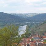 Da unten liegt Großheubach
