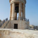 """Die Glocke """"Siege Bell War Memorial"""""""