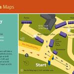Big Sur Station: Startbereich des Marathons
