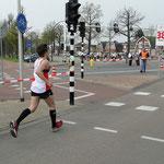Kämpfen und beißen: 4 km nur noch!