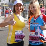 Optimismus und Vorfreude vor dem 10-km-Debüt