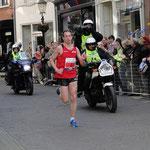 Zweitbester Niederländer und Gesamtsechster Patrick Stitzinger (01:04:04 Std.)