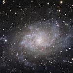"""19/09/2015 M 33 Galassia del Triangolo - Antria Monte Torcellino - C 8 F 6, 3 - QHY8 L - 13 x 420 """" + 3 x 600 """""""