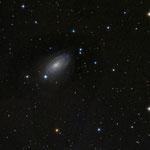 """06/04/2016 M 63 SunFlower Galaxy - Celestron C 8 ridotto a f 6,3 - QHY8 L - Loc. Monte Torcellino- 8 x 420 """""""