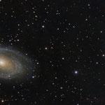 """22/12/2016 M 81 e M 82 - Celestron C 8 ridotto a f 6,3 - QHY8 L- Osservatorio Belvedere - 30 x 420 """""""