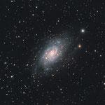 10/12/2017 NGC 2403  - C7  - Celestron C8 XLT - QHY8 L - Filtro L- Pro - 31 x 600 - Osservatorio Belvedere