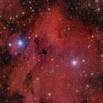 "07/06/2016 IC 5070 Nebulosa Pellicano - Skywacther 150/750 BD - QHY8 L - Ca' di Novole - 23 x 420 """