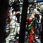 L'ange apparaît aux femmes devant le tombeau de Jésus