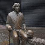 Statue d'Oscar Wilde