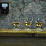 Verres de whiskey