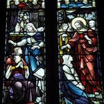 Marthe, Marie et Jésus avant la résurrection de Lazare