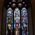 Vitrail de la Transfiguration (église St Nicholas)