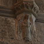 Ange sculpté dans l'église St Nicholas