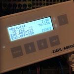 Inleren encoder op nieuwe Ziehl Abegg frequentieregeling