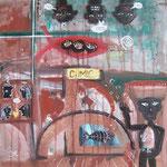 comiclife - 50 x 50cm