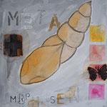 Metamorphosen - 30 x 30cm
