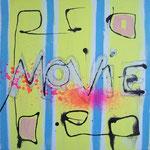 Movie - 30 x 30cm - 30 x 30cm