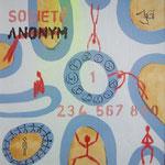 Societé annonym - 30 x 30cm (Hartfaserplatte)