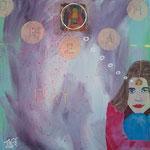 daydream-dreamday - 30 x 30cm