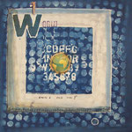 One world - 50 x 50cm