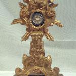 Reliquiario di Santa Caterina da Siena. Bottega toscana sec. XVIII