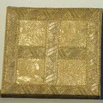 Borsa in tessuto dorato. Manifattura italiana sec. XIX