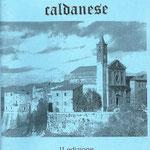 Vocabolario caldanese. II edizioni rivista e ricorreggiuta.