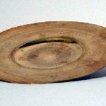 Patena in metallo dorato di diametro cm. 14,5. Bottega toscana sec. XX