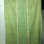 Pianeta in tela di colore verde. Manifattura italiana sec. XVIII-XIX