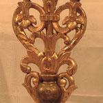 Candeliere con volute. Bottega toscana sec. XVII