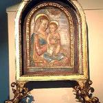 Madonna delle Grazie. Scuola fiorentina sec. XV
