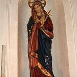 Madonna addolorata, bottega di Ortisei sec. XX