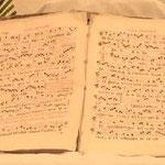 Libro graduario in pelle e pergamena. Bottega toscana sec. XIX 2/2