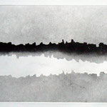 Untitled - Monotype - 25 x 17 cm