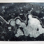 Monotype on etching