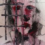 Capture - 100 x 70 cm on canvas