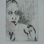 etching - 16,5 x 12 cm