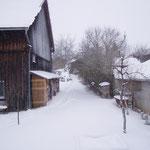 Winter auf dem Krahof
