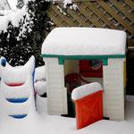 21.01.2013 Es schneit und schneit und schneit...