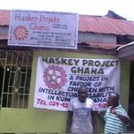 Büro/Anlaufstelle in Kumasi