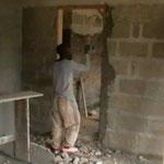 Bau der Kindertagesstätte