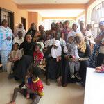 Haskey Mitarbeiter, Unterstützer und betreute Familien