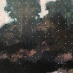 E.D.E.N , 2021 , 40x 50 cm , oil on canvas
