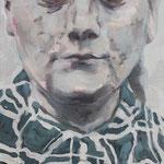 Ilse L . , 2016 , 40 x 50 cm , oil on canvas